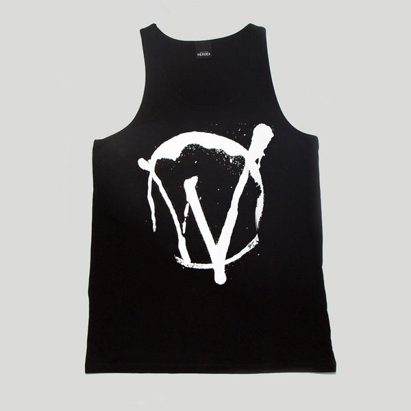 Warriors Mens Vest