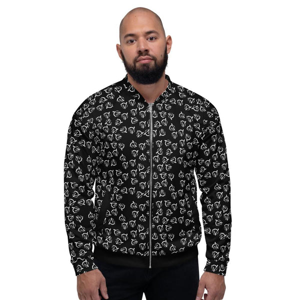 Men's Warriors Bomber Jacket