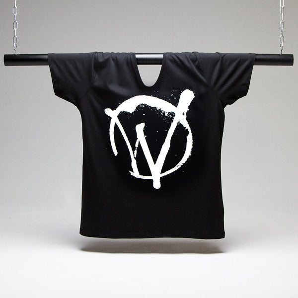 Warriors Scoop Neck T-shirt