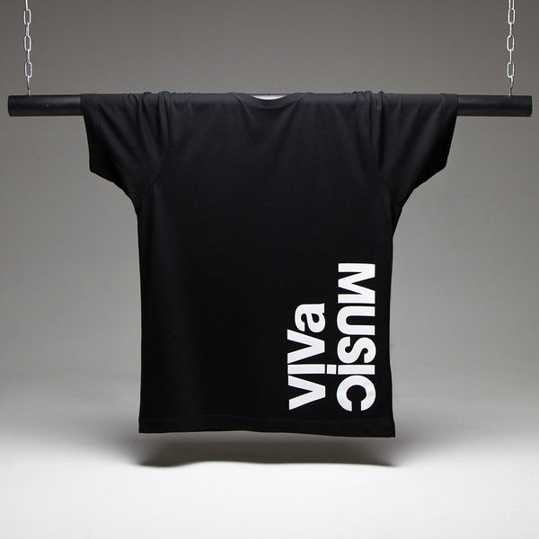 Viva Music Side Print T-shirt