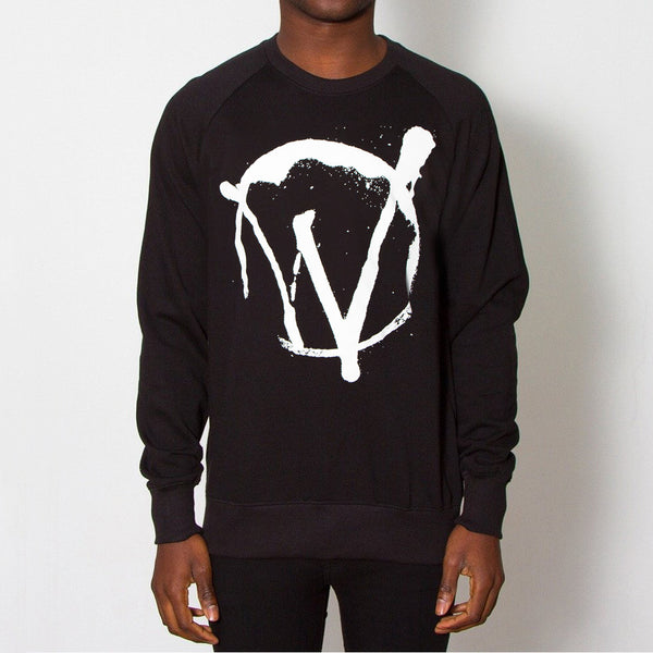Warriors Sweatshirt - Black