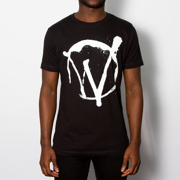 Warriors T-shirt - Black