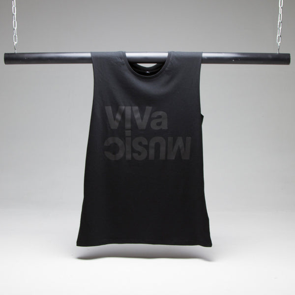 Viva Music Sleevless T-shirt