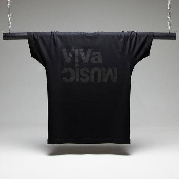 Viva Music T-shirt - Black
