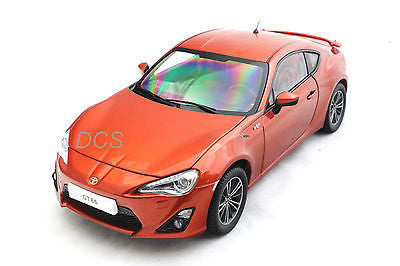 2013 Toyota Gt 86 Left Hand Drive Lightning Copper 1/18 Century Dragon 1002a
