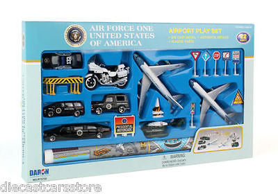 Daron Air Force One United States Of America 22-Piece Play Set Rt5732