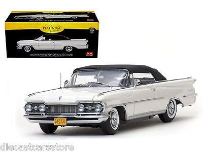 Sunstar 1/18 Platinum Collection 1959 Oldsmobile 98 Closed Convertible Ss5233