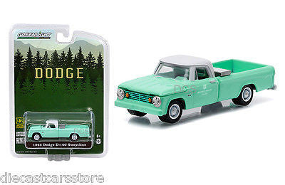 Greenlight 1965 Dodge D-100 U.S. Forest Service Hobby Exclusive 1/64 Car 29836