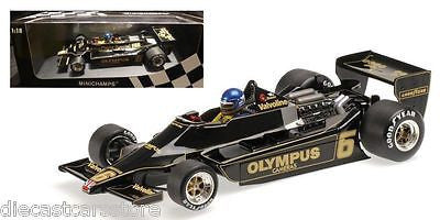 Lotus Ford 79 #6 Ronnie Peterson 1978 1/18 Diecast Car By Minichamps 100780006