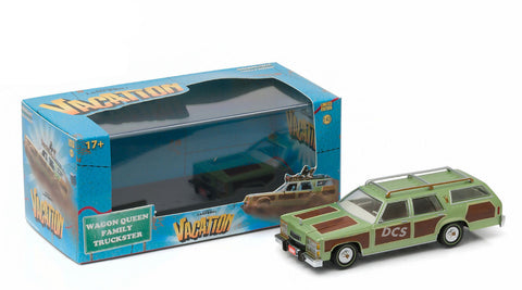 1979 Truckster Wagon Queen National Lampoon's Vacation 1/43 Greenlight 86451