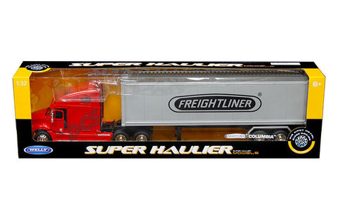 Welly Super Haulier Freightliner Columbia 1/32 Diecast Car 32621