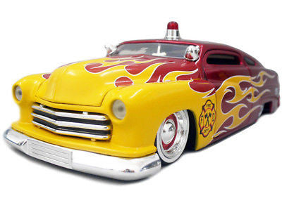 Jada Heat 1951 Ford Mercury Fire Rescue 1/24 Withoutbox