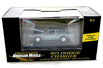 Ertl American Muscle 1971 Dodge Charger Limited Edition 1/64 Diecast Car