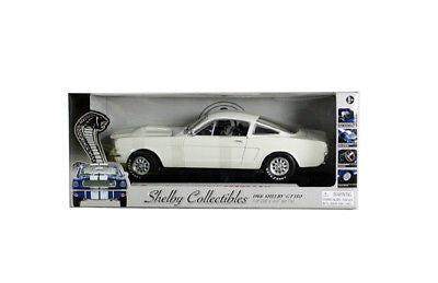 1966 Ford Shelby Mustang Gt350 Fastback 1/18 White