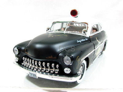 Ertl 1949 Mercury Rat Rod Police 1/18 1 Of 700 Made
