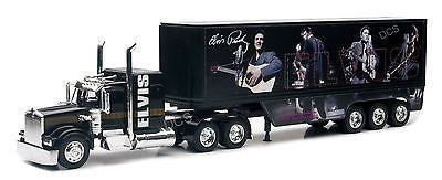 New Ray Kenworth W900 Elvis Truck King Of Rock N' Roll The Wertheimer 1/32