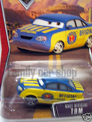 Disney Pixar The World Of Cars Race Official Tom #57