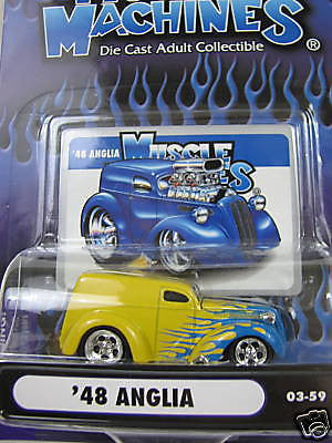 Muscle Machines '48 Anglia New In Box