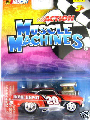 Muscle Machines Nascar 1/64 Chevrolet New Tony Stewart