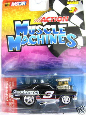 Muscle Machines Nascar 1/64 Chevrolet New