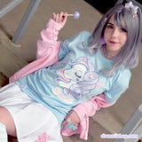 Fairy Kei Unicorn tshirt