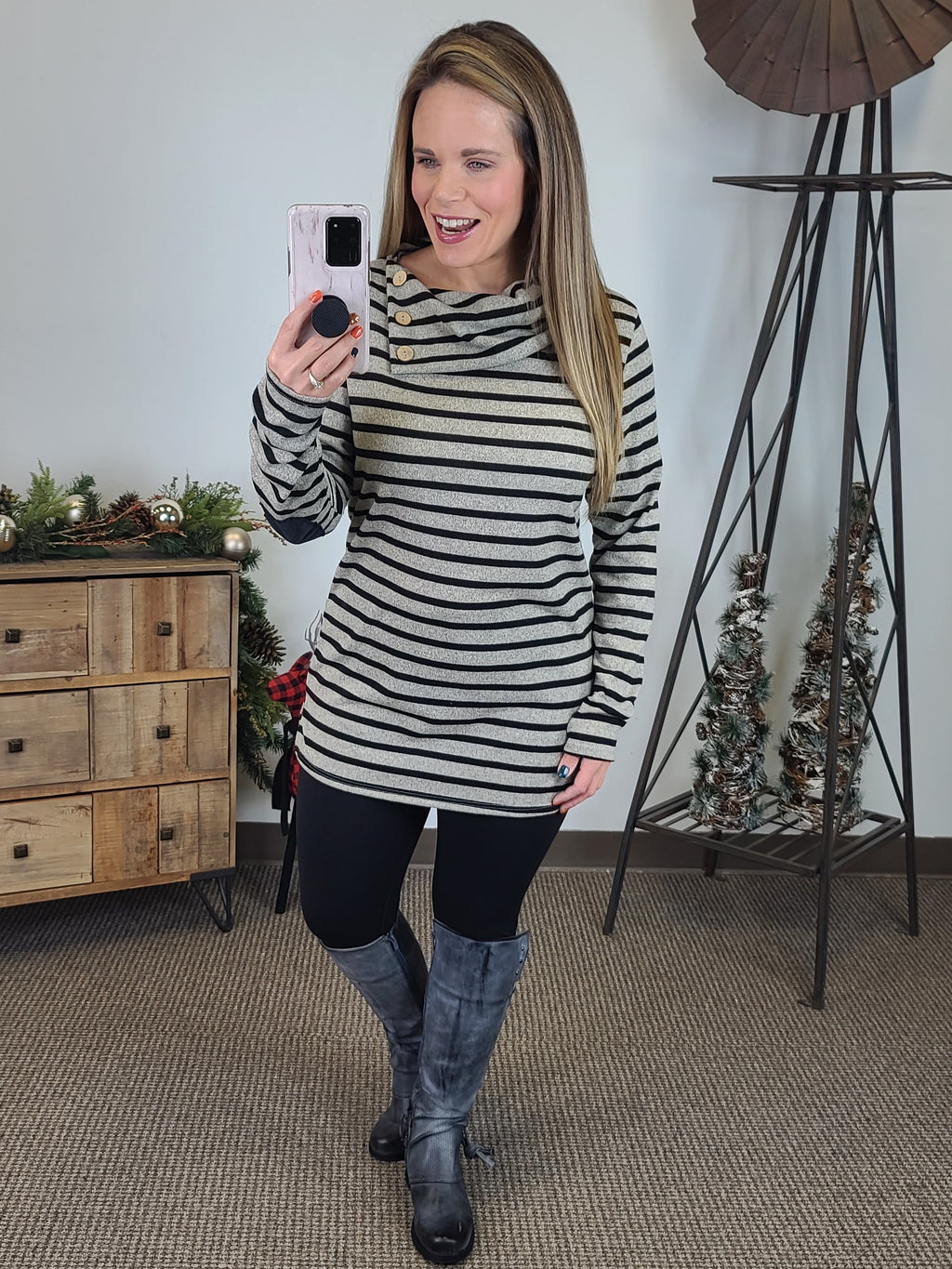 Weekday Wishes Tunic