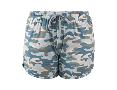 Staycation Shorts - Camo