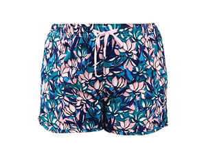 Staycation Shorts - Floral Multi