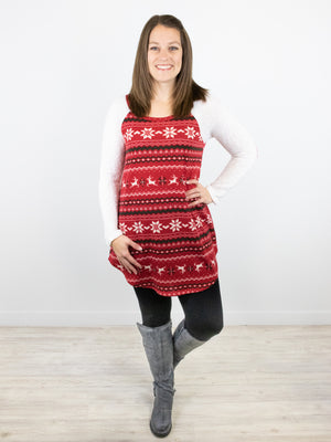 zz - Home for the Holiday's Tunic
