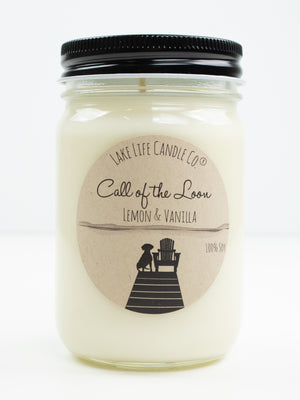 Call Of The Loon Candle