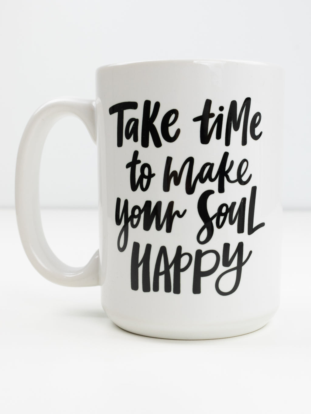 Take Time Coffee Mug