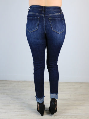 Kan Can - Carolina Ankle  Skinny Jeans