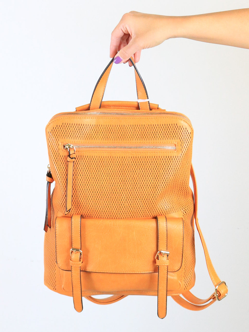 The Becky Backpack Purse