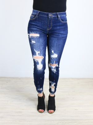 Cello - Bora Bora Cropped Jeans