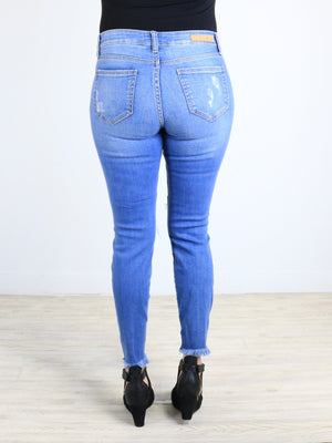 Cello - Bahama's Cropped Jeans