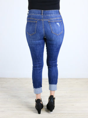 Cello - Jamaica Cropped Skinny Jeans