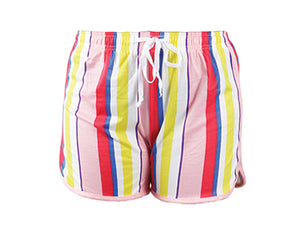 Staycation Shorts - Stripes
