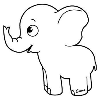 Emma, the African Elephant