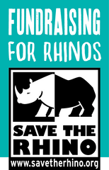 Fundraising For Save The Rhino