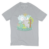 Organic Short Sleeve Kids Tee Shirt - Emma In A Wonderful World