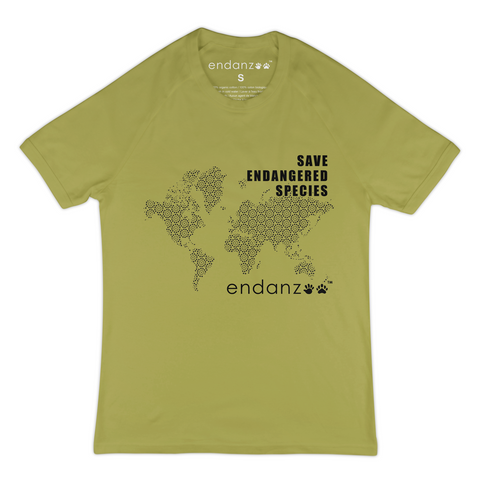 Save Endangered Species Organic T-Shirt - Women