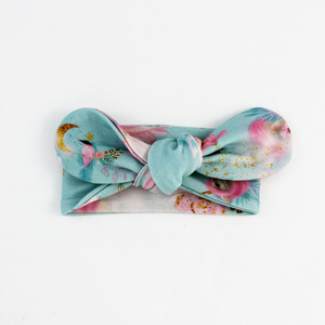 Endanzoo Organic Cotton Baby Headband - Mystical Unicorn
