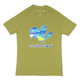 Macaw Against Odds Organic T-Shirt - Women