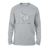 Organic Long Sleeve Kids Tee Shirt - Ray And Its Origin