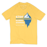 Stop Global Warming Organic T-Shirt - Men