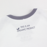 Organic Long Sleeve Bodysuit - Jen & Will