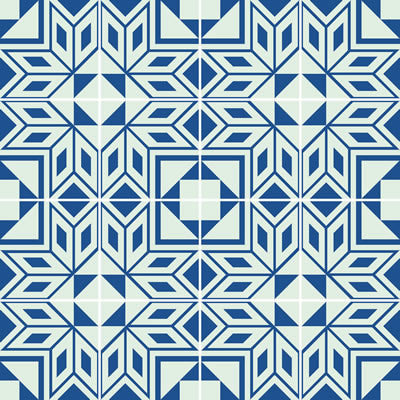 Creating Custom Cement Tile Patterns