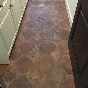 Cement Tile Simulate Classic Spanish Pavers and Add Rustic Charm