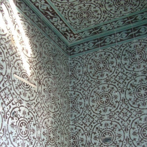 Cuban Tiles for the Fifth Wall: The Ceiling