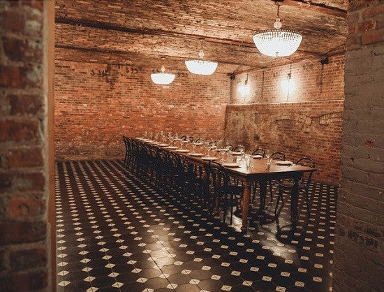 15 Restaurants Where Cement Tile Floors Make the Room